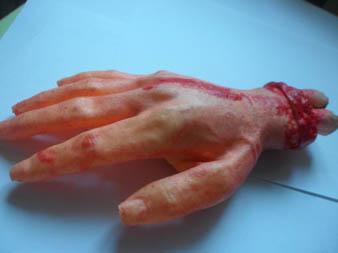 изображение: Ужасная рука