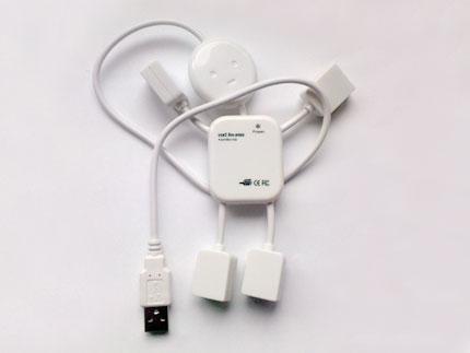 изображение: High Speed 4 Port USB