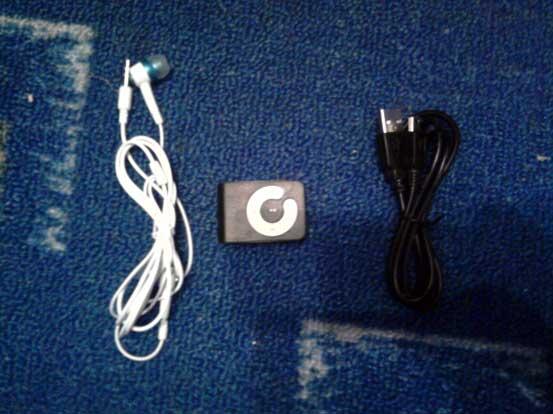 изображение: MP3 плеер китай