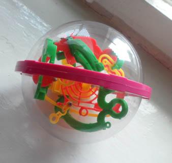 изображение: Игра загани шарик