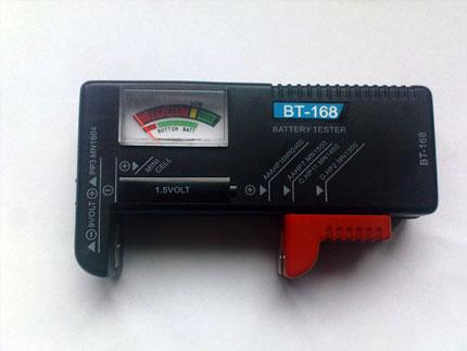 изображение: Universal Battery Tester